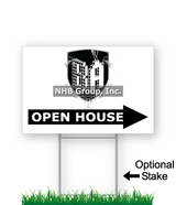 NHB Group Directional Signs