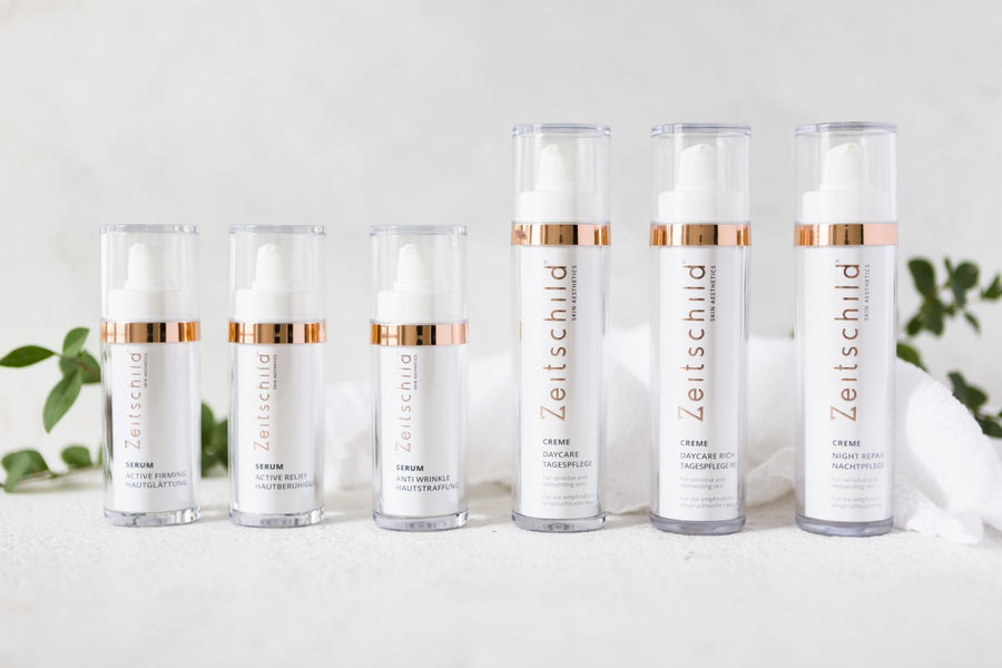 Zeitschild Skincare, the next generation in skin care