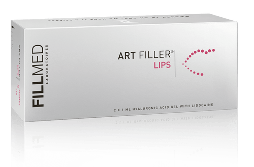 FILLMED Art Filler Lips with Lido (2x1ml)
