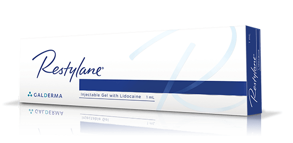 Restylane with lidocaine (1x1ml)