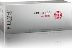 FILLMED Art Filler Volume (2x1ml)