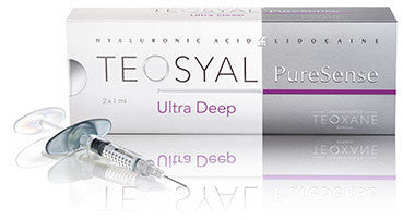 Teosyal Ultra Deep PureSense (2x1,2ml)