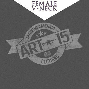 Article 15 Women's Basic Tee - FINAL CLOSEOUT