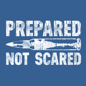 Prepared Not Scared - CLOSEOUT -
