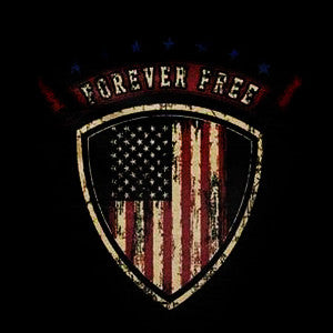 Red White Blue - Forever Free