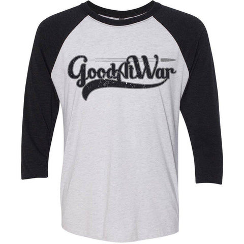 Good At War - BASEBALL TEE-CLOSEOUT