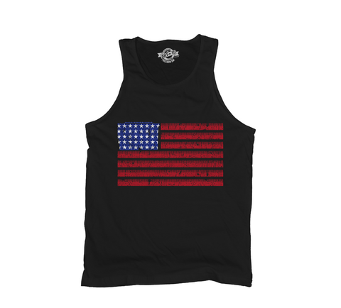 Ammo Flag Tank Top - CLEARANCE