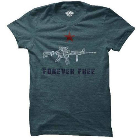 Forever Free Blue Edition - CLOSEOUT -