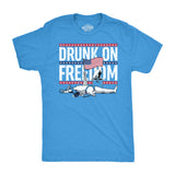 Drunk on Freedom Tee
