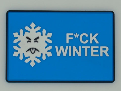 F*ck Winter Patch
