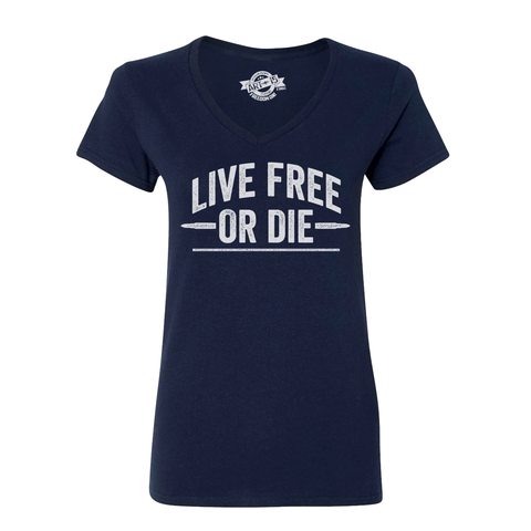 Women's Live Free or Die Tee