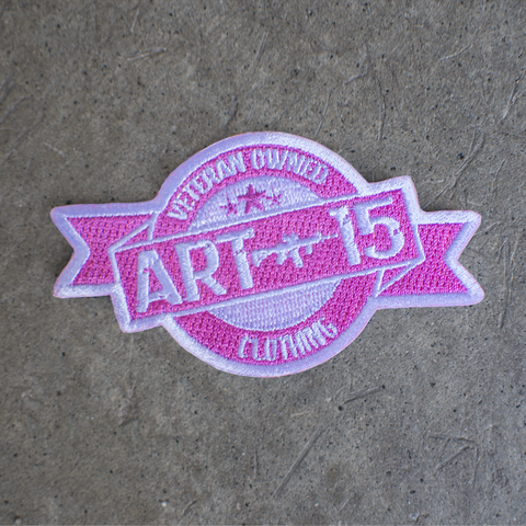"Article 15 ""Pink"" Patch"
