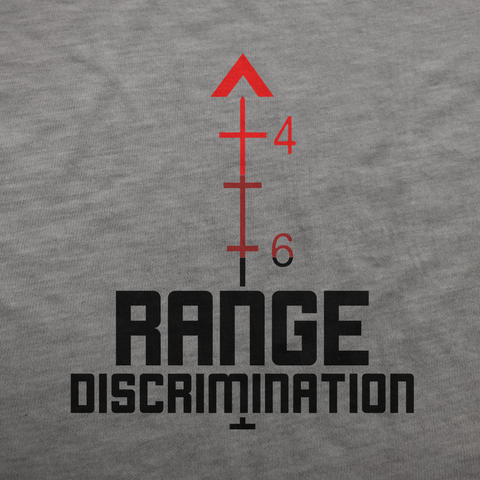 Range Discrimination Tee