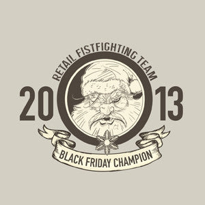 2013 Black Friday Champ - FINAL CLOSEOUT -