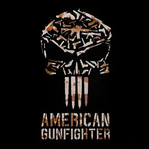 American Gunfighter Charcoal