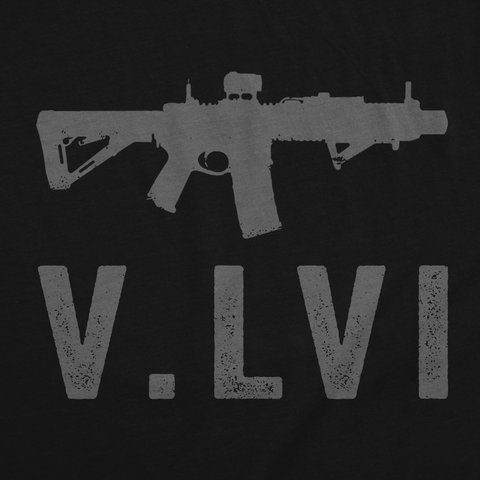 V.LVI (5.56) Blackout Edition Tee