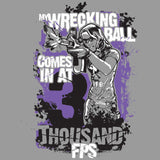 Wrecking Ball - FINAL CLOSEOUT -