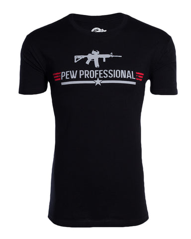 Pew Professional Tee