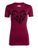 Women's Freedom Heart Tee