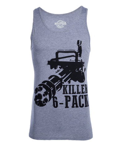 Killer 6-Pack Tank Top - CLEARANCE