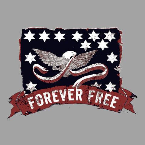 Forever Free - Whiskey Rebellion Edition Tee