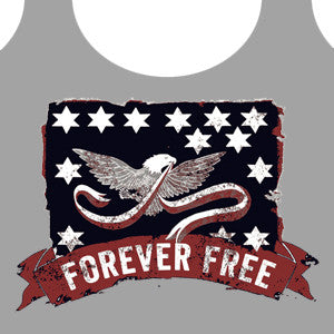 Forever Free - Whiskey Rebellion Edition Tank -WINTER CLOSEOUT-