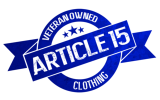 Article 15 Clothing