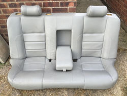 JAGUAR X300 XJ6 LFJ Nimbus Grey Leather Rear Bench Seat 97