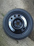 Jaguar X300/ X308/ XJ40/ XK8 Space Saver Spare Wheel and Pirelli Tyre