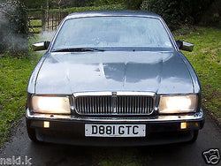 1987 Jaguar XJ40 Sovereign 3.6 Auto