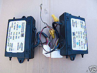 Jaguar XJ40 Rear Lamp Bulb Failure Modules BFM 93-94