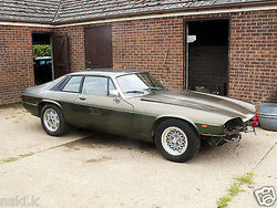 Jaguar XJS 3.6 Auto breaking for spares HET AFY
