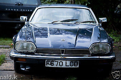 Jaguar XJS XJ S 3.6 Auto Breaking For Spares Parts Wheel Nut Dismantling  JFG AEM