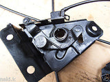 JAGUAR XJ40 Bonnet Hood Latch Mechanism