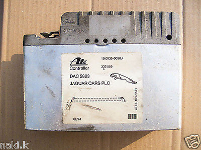 JAGUAR XJS ABS ECU