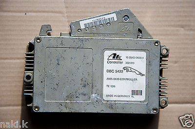 Jaguar XJ40 Sovereign ABS ECU Anti Skid Controller DBC5422