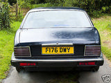 1989 Jaguar XJ40 XJ6 3.6 Manual