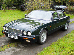 94 Jaguar X300 XJ6 3.2 Sovereign HFB NDR