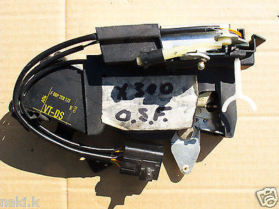 Jaguar X300 & X308 OSF RH Front Door actuator Latch Mechanism