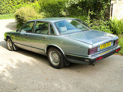 93 Jaguar XJ40 XJ6 Sovereign JFN