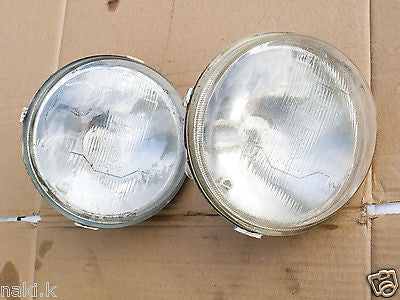 Jaguar X300 Inner Head lamp Head Lights