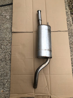 Daimler Jaguar XJ40 3.6 2.9 RH rear exhaust back box CBC2802 (can be fitted to 4.0/3.2 potentially).