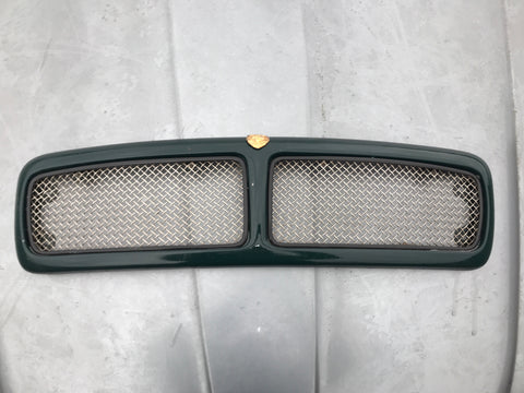 Jaguar X300 XJR Mesh grill BRG HFB racing green painted surround