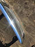 Jaguar X300 XJR Mesh grill stainless surround