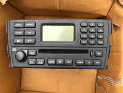 Jaguar S-type CD player radio stereo audio system