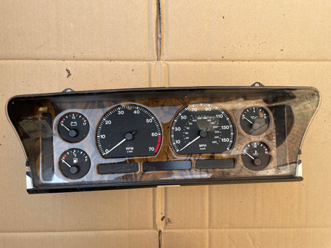 JAGUAR XJ40 XJ81 6.0 V12 Analogue Instrument Cluster 93-94