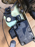 Jaguar Daimler X300 X308 fuel filler rubber gator latch box housing