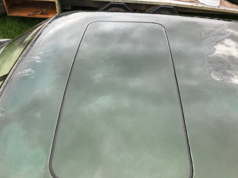 Jaguar x300 X308 Sunroof steel outer panel good condition