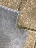 Jaguar XJ40 Smoke Grey Front & Rear footwell carpets 86-92 model