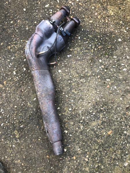 Daimler Jaguar X300 94-97 Catalytic Converter Exhaust downpipe